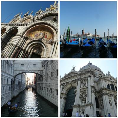 Some of the sights to see in Venice
