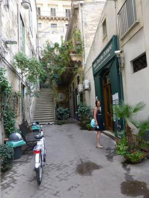 Pilates holidays in Sicily - Sicilian Streets