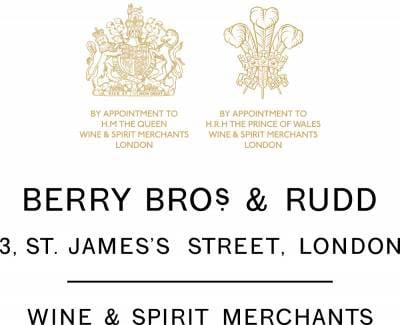 Wine Merchants Berry Bros & Rudd trading Logo