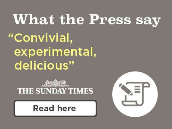 Read what the press say about Flavours