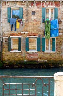 Canals in Venice on Painting Holiday
