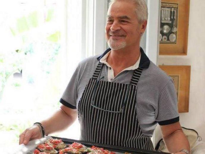 Flavours chef Antonio