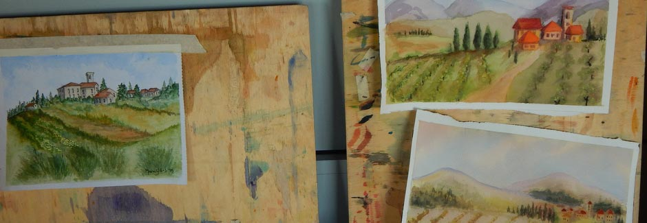 tuscany-landscape-watercolour-paintings
