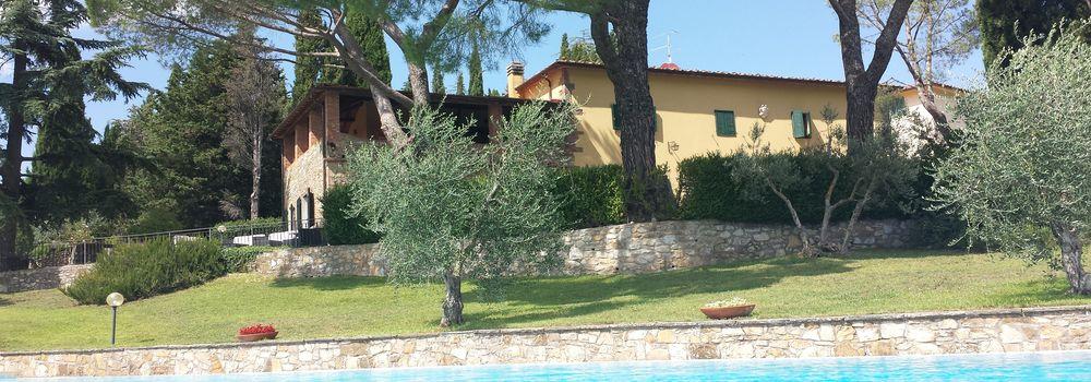 Tuscany - Villa Bucine