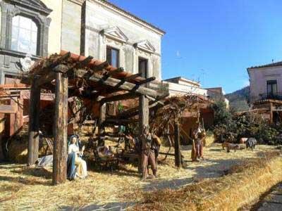 Precepe in Sicily