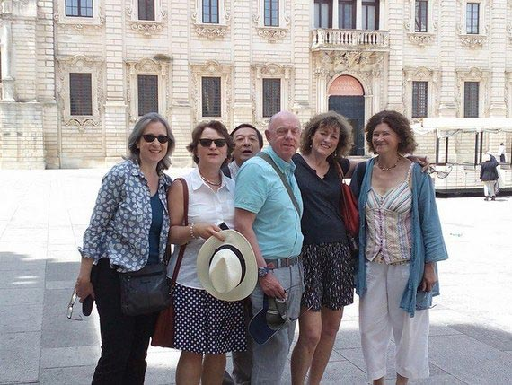 Lecce in Puglia visited by our cooking guests