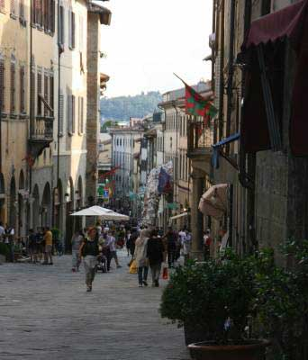 Cooking in Tuscany: Travel Guide to Arezzo