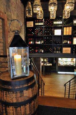 Divino restaurant in Edinburgh from the insight