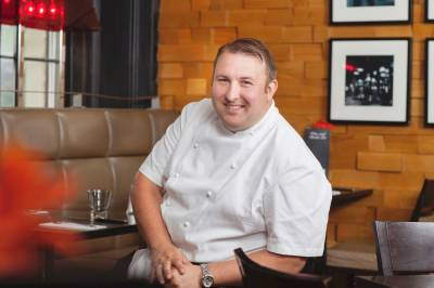 vittoria group's head chef spencer wilson