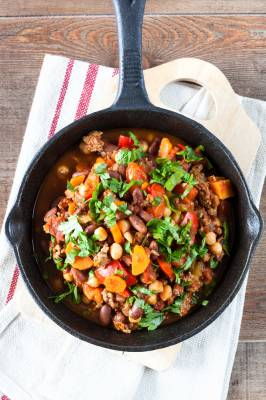 Italian bean stew recipe