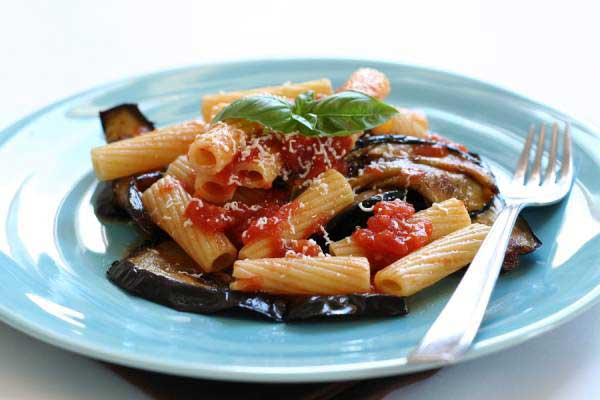 Recipe for the Weekend - Pasta alla Norma