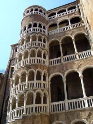 Palazzo Contarini del Bovolo in Venice