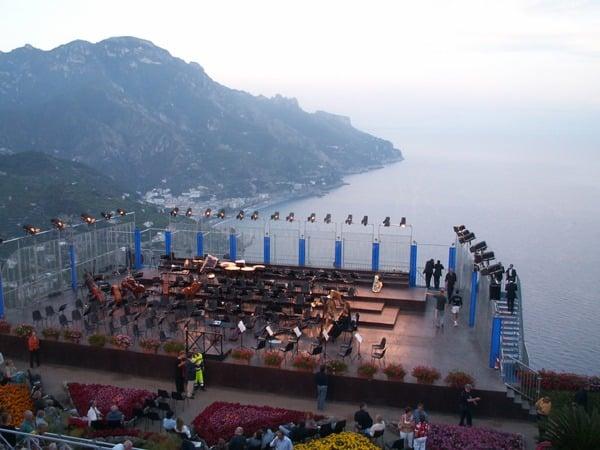 Ravello Festival Italy