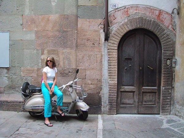 vespa italy rome roman holiday