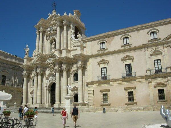 Syracuse Italy Sicily italy