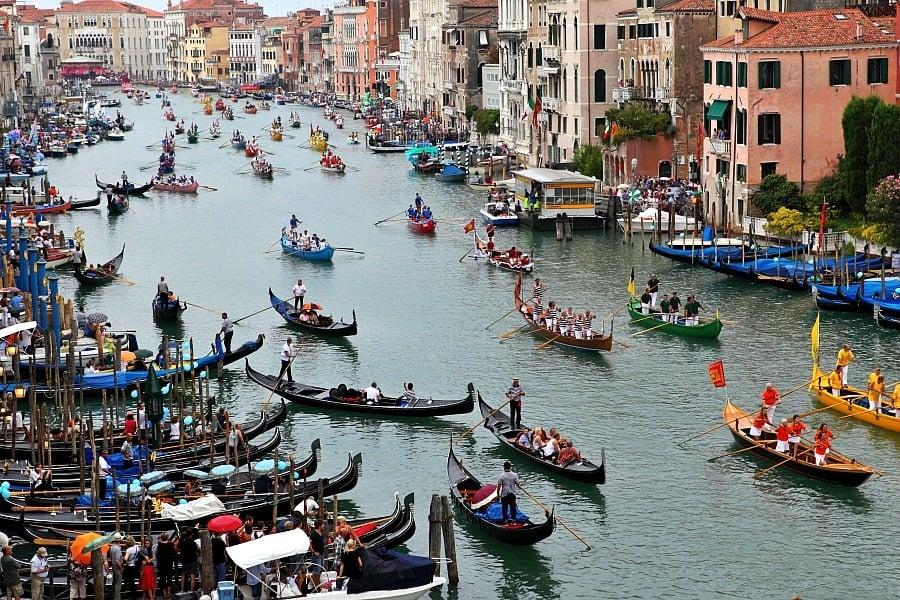 Venice Regata