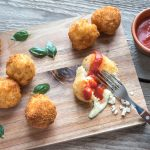 Arancini from Sicily