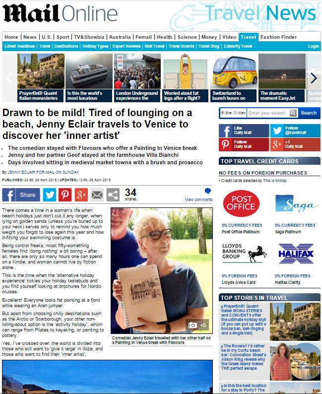 jenny-eclaire-daily-mail-painting-holiday
