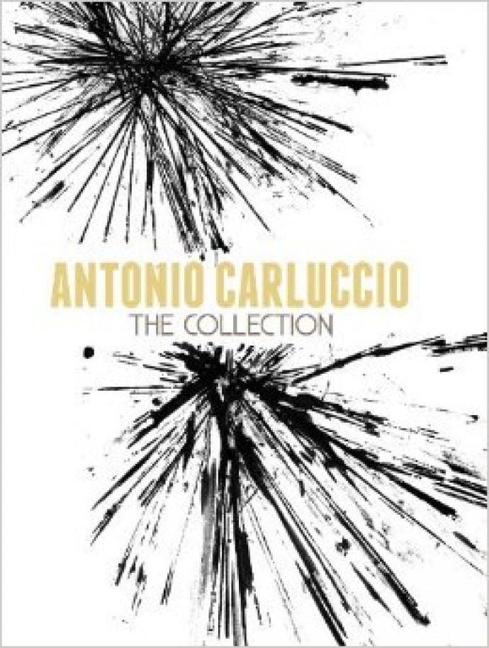 Antonio Carluccio The collection cookbook front cover