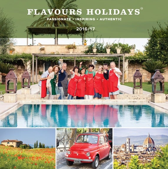 Flavours Holidays Brochure 2016/2017