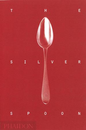 image of front cover of the silver spoon cook book