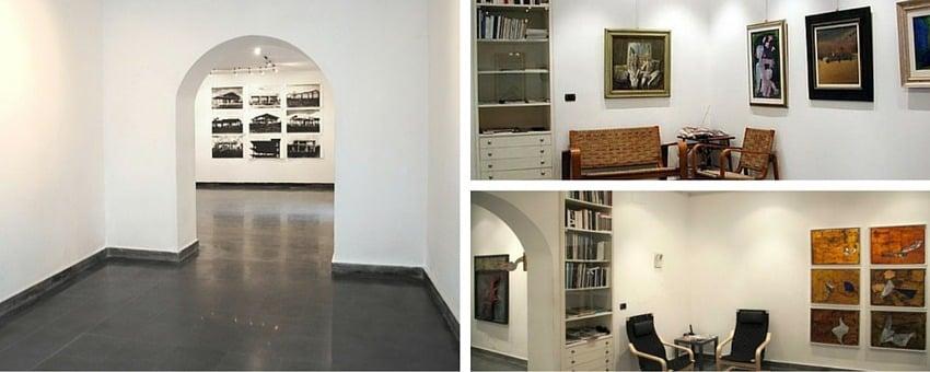 Galleria d'Arte Quadrifoglio a Siracusa