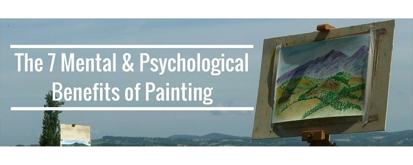Mental & Psychological Benefits of Painting