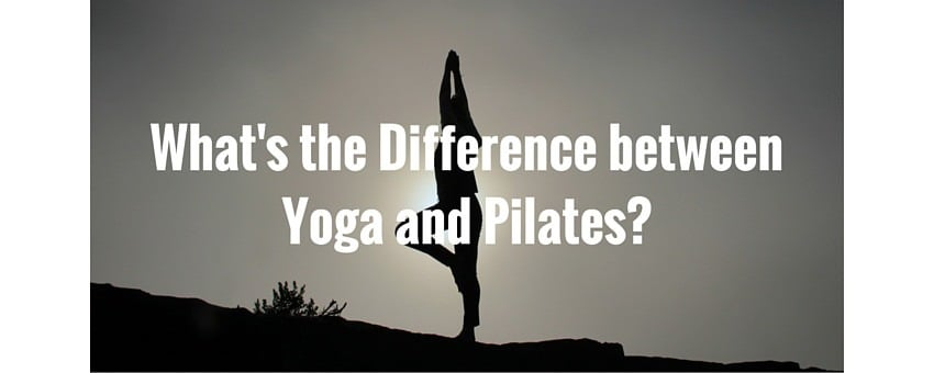 Banner image on what's the difference between yoga and Pilates?