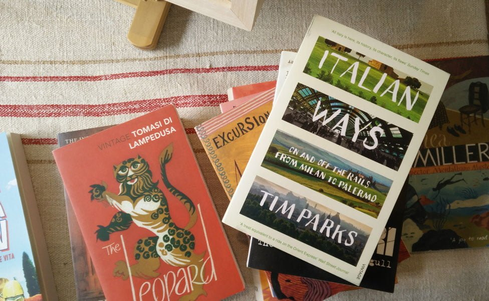 Italian ways book from Tim Parks