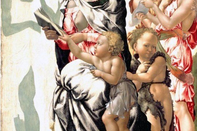 Michelangelo Manchester Madonna NGlond