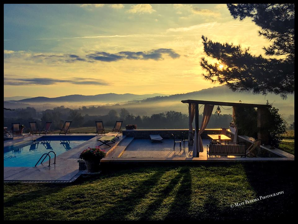Flavours holidays villa in Tuscany
