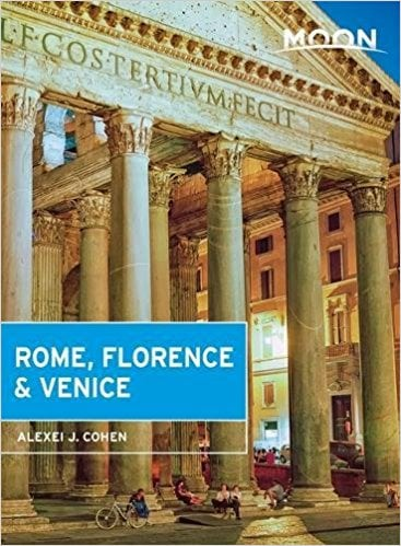 Rome. Florence and Venice book cover