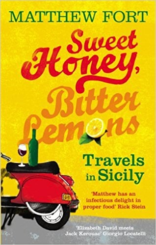 Sweet Honey Bitter Lemons book cover