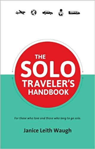 The Solo Traveller's Handbook book cover