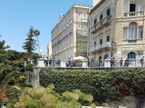 Sicily Guest Photo Town Shot