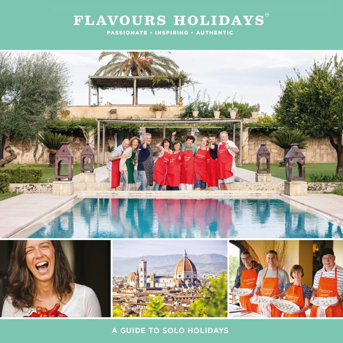 Cover Image for our Guide to Singles Holidays