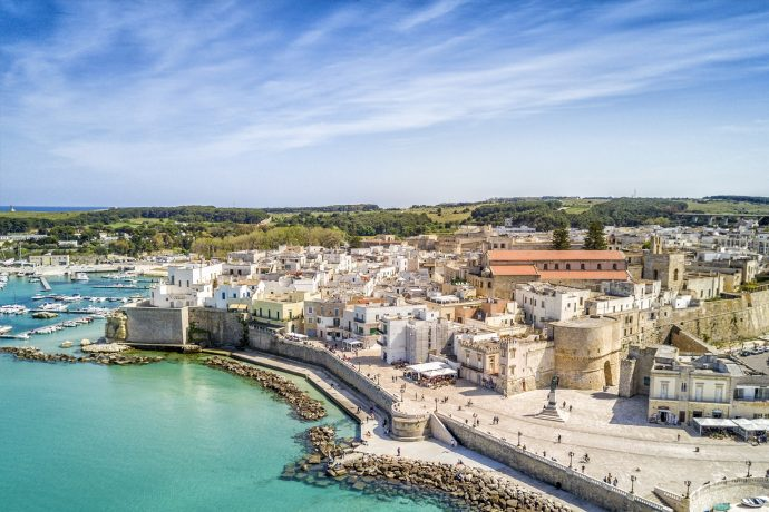 Flavours Holidays Painting in Puglia Banner