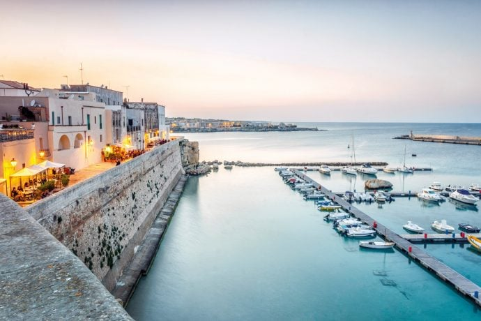 Photography Holidays in Puglia Banner