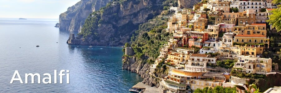 Best Solo Travel Destination - Amalfi