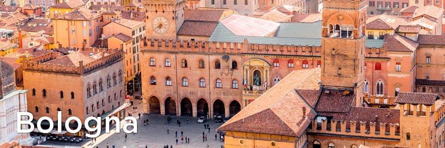 Best Solo Travel Destination - Bologna