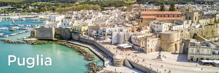 Best Solo Travel Destination - Puglia