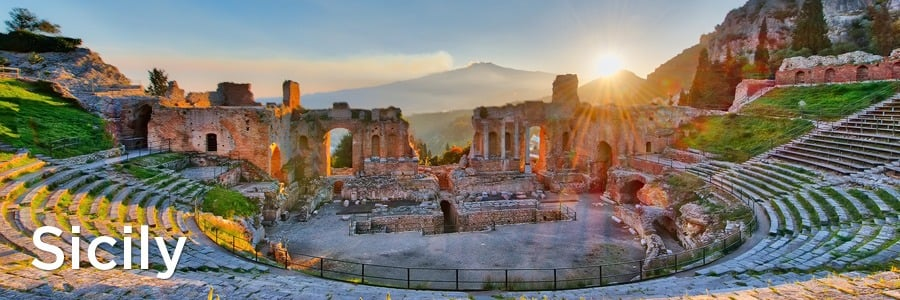 Best Solo Travel Destination - Sicily