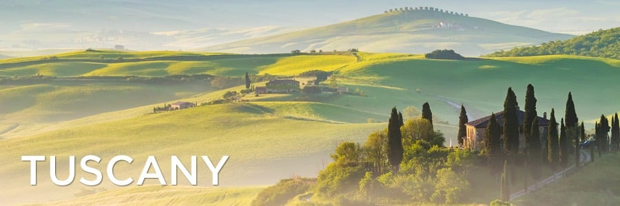 Best Solo Travel Destination - Tuscany
