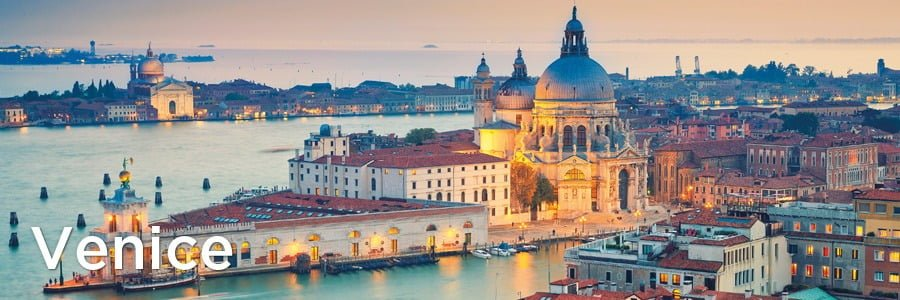 Best Solo Travel Destination - Venice