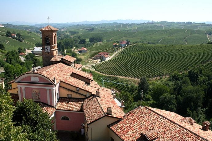 Piedmonte, Italy - Barola Wine Museum