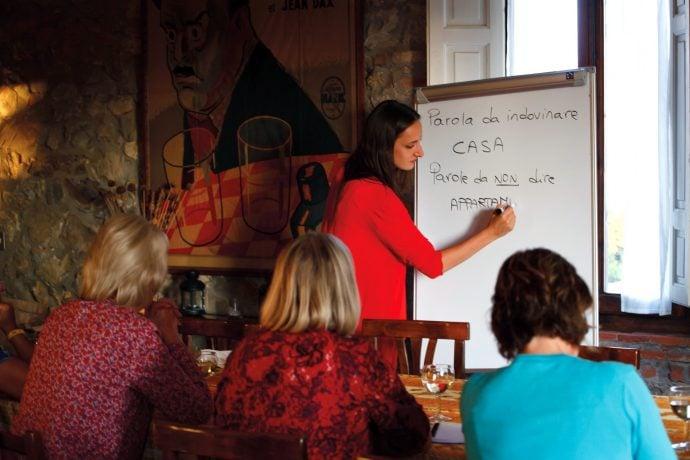 Language Class
