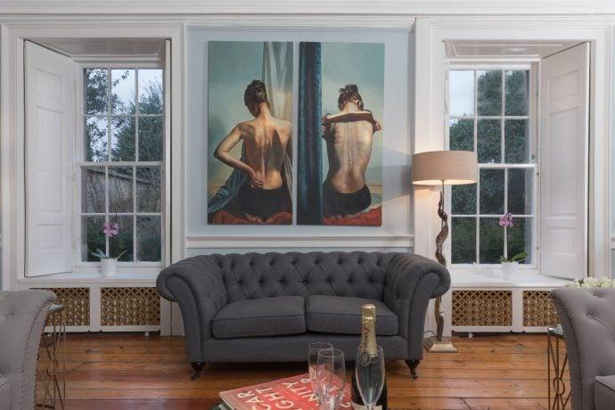 Drylaw House by Helen Thomas