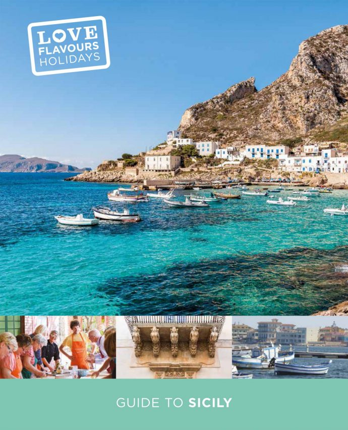 Sicily Guide - Cover