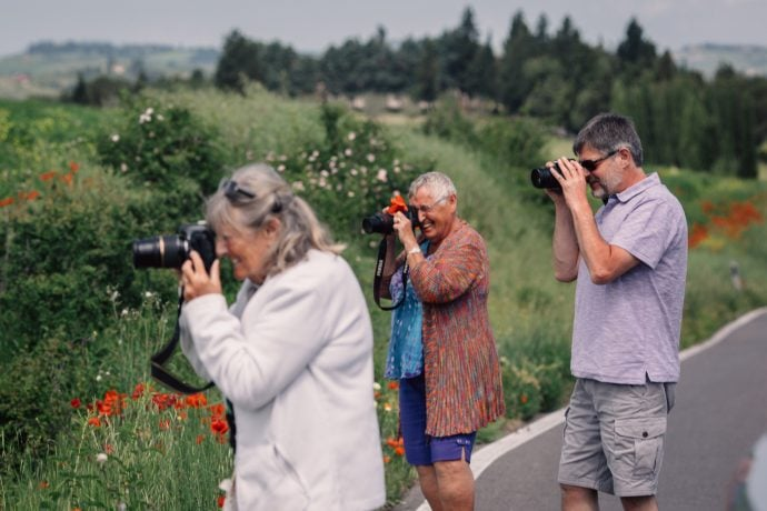 Tuscany Photography Holiday Class