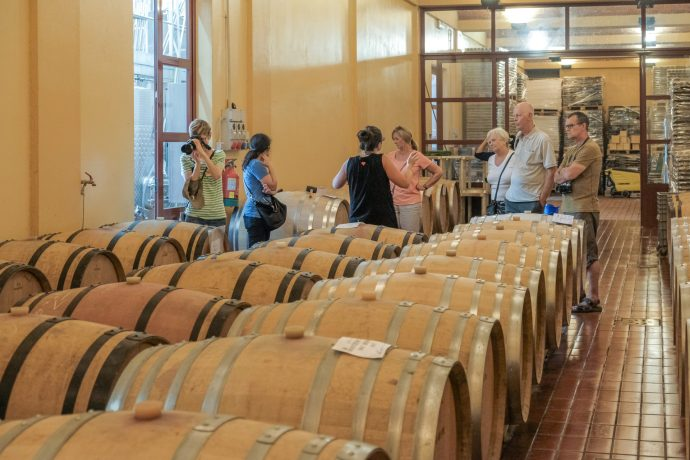 Tuscany Holiday Winery Visit